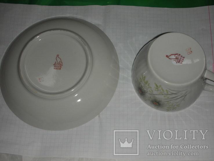 Чайный сервиз Дулево, фото №5