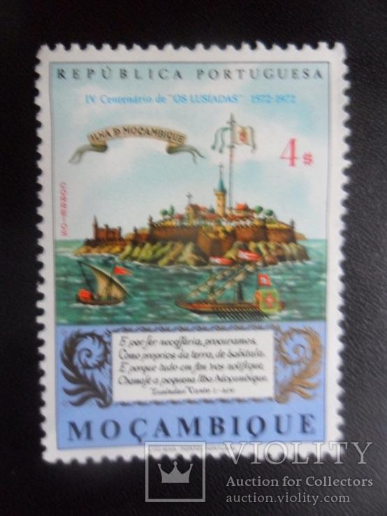 Корабли. Португальский Мозамбик.   MLH, фото №2
