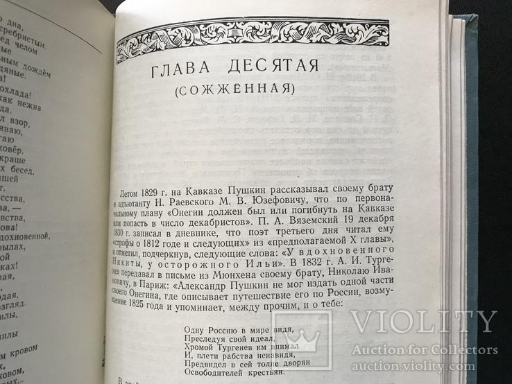 1957 Евгений Онегин Роман Пушкина, фото №9