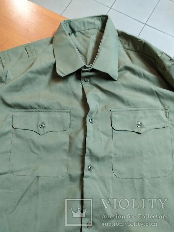 Военная рубашка, фото №5