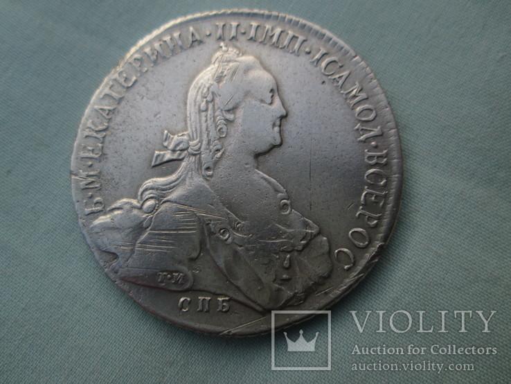 1 рубль 1775 г.