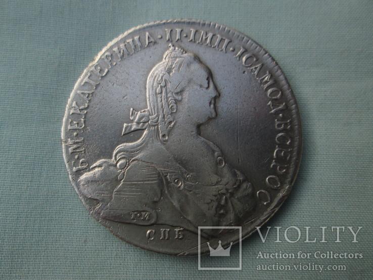 1 рубль 1775 г., фото №4