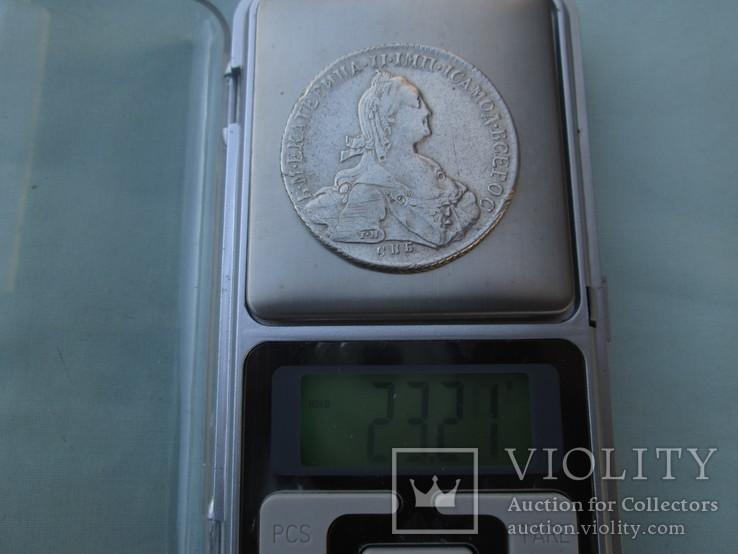 1 рубль 1775 г., фото №8