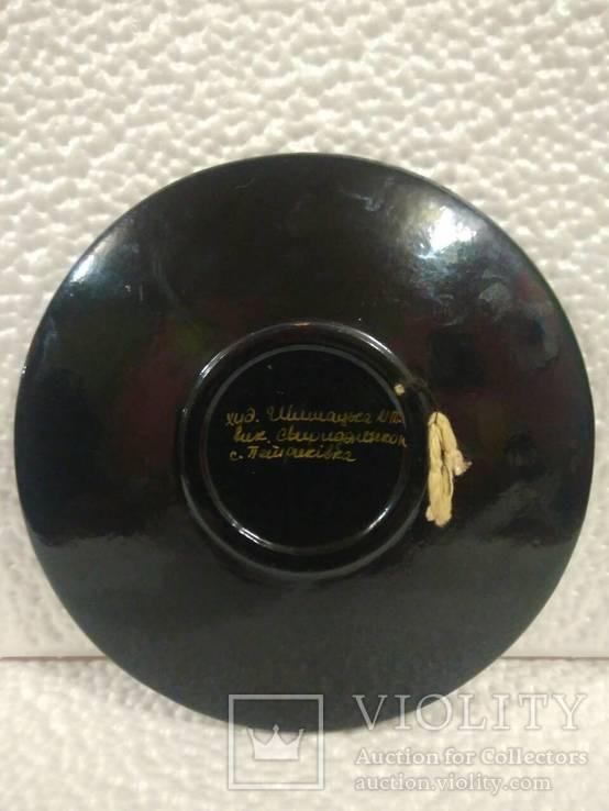 Шкатулки и тарелочки (СССР), фото №11