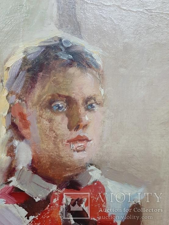 Стратиенко  П., Пионерка, 1949 г., фото №4