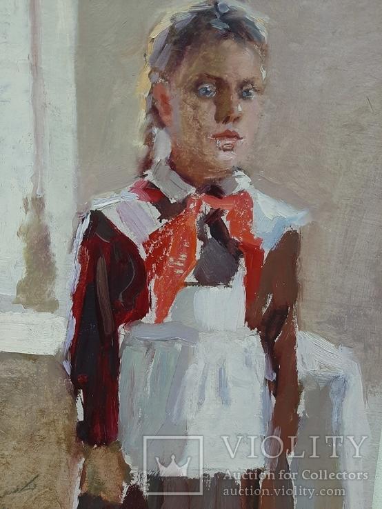Стратиенко  П., Пионерка, 1949 г., фото №7