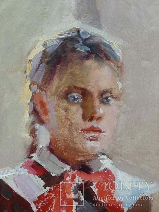 Стратиенко  П., Пионерка, 1949 г., фото №8
