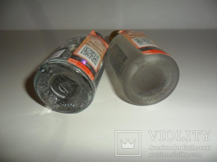 2 мини бутылочки водки по 50 мл ЦАРСКАЯ, фото №3