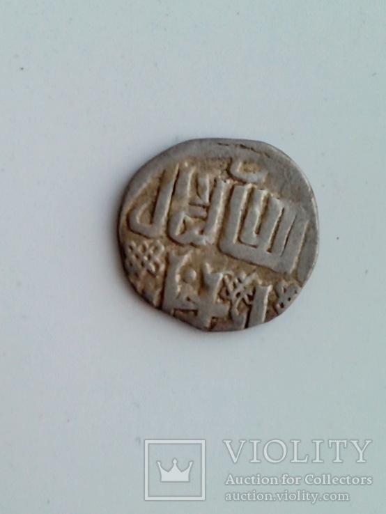 Джанибек аль джадид  хан Золотой Орды (1342−1357), данг, фото №2