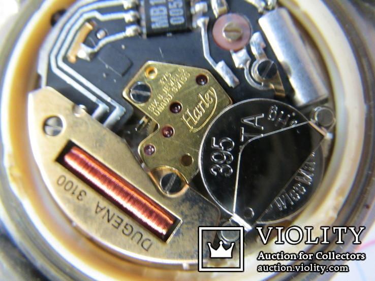 Часы Dugena swiss кварц, фото №7