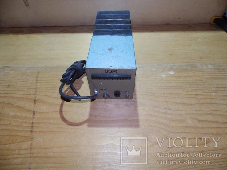 Зарядное устройство для радиостанций СССР, фото №2