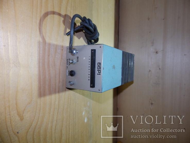 Зарядное устройство для радиостанций СССР, фото №3