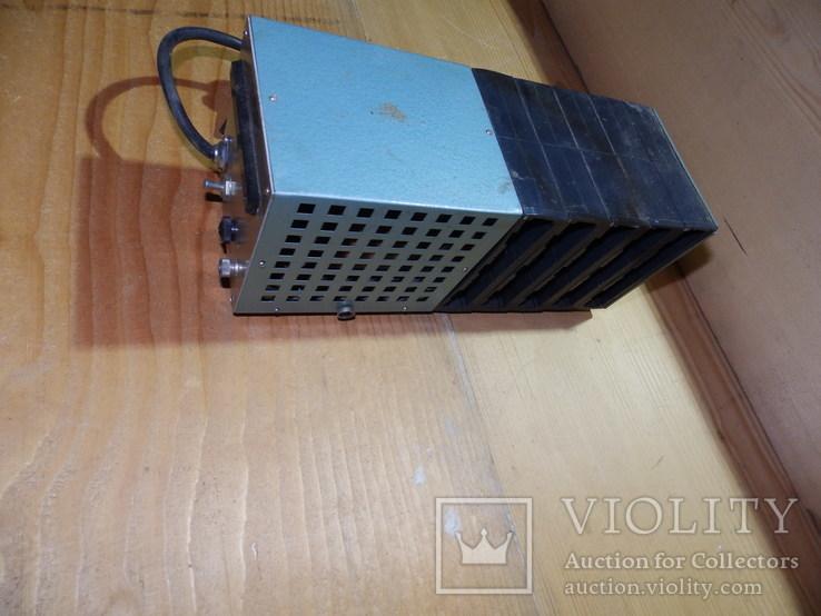 Зарядное устройство для радиостанций СССР, фото №4