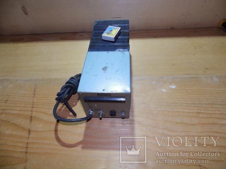 Зарядное устройство для радиостанций СССР, фото №6