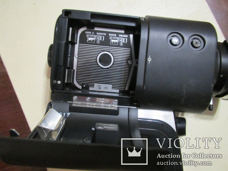 Видеокамера Revue S6, фото №4