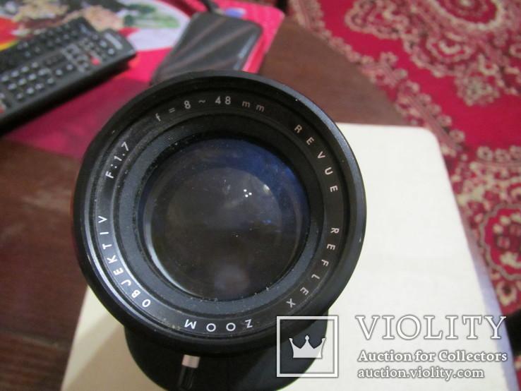 Видеокамера Revue S6, фото №5