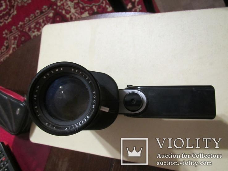 Видеокамера Revue S6, фото №6
