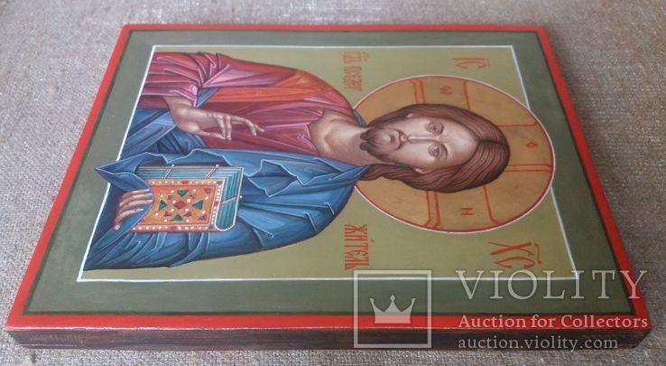 Икона Иисус Вседержитель (Пантократор). Спаситель. Иисус Христос., фото №11