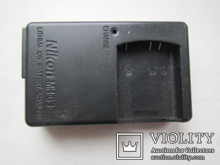 Зарядное для Nikon MH-63, фото №2