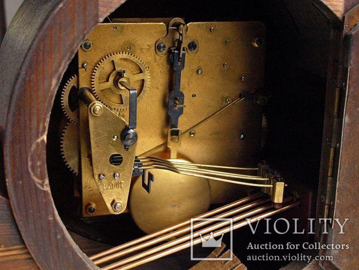 """Часы  """"Zentra"""" c четвертным боем,Германия, фото №5"""