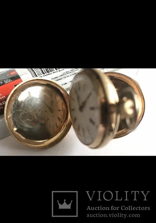 Золотые Швейцарские часы., фото №7
