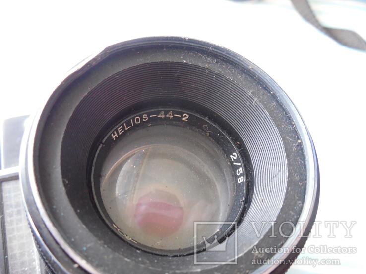 Фотоаппарат Зенит HELIOS 44-2 2/58, фото №4