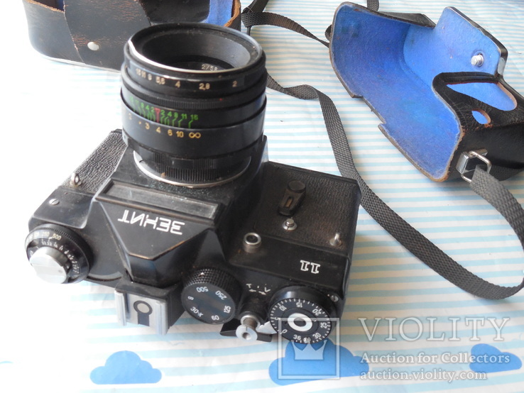 Фотоаппарат Зенит HELIOS 44-2 2/58, фото №6