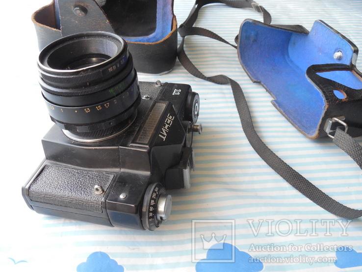 Фотоаппарат Зенит HELIOS 44-2 2/58, фото №7