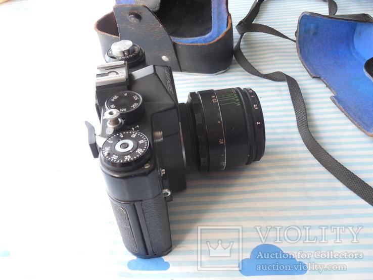 Фотоаппарат Зенит HELIOS 44-2 2/58, фото №8