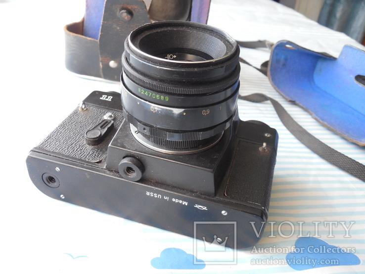 Фотоаппарат Зенит HELIOS 44-2 2/58, фото №11