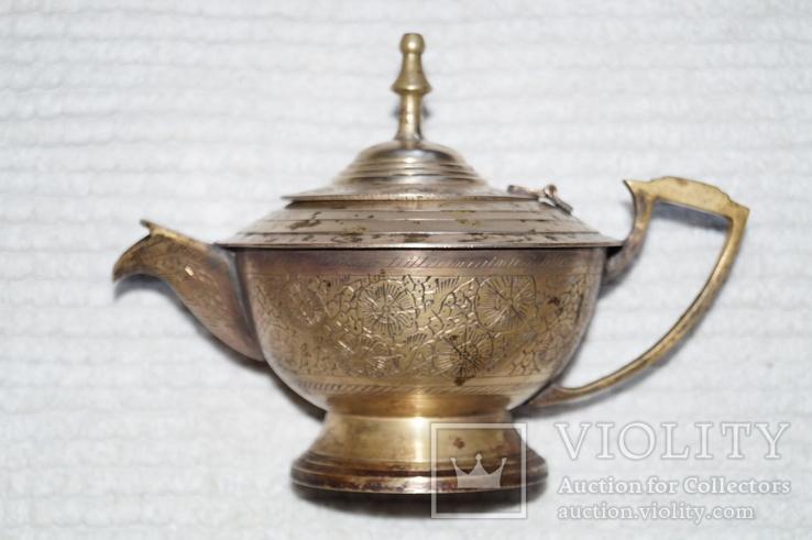 """Чайник.""""Винтаж""""(Индия)., фото №3"""