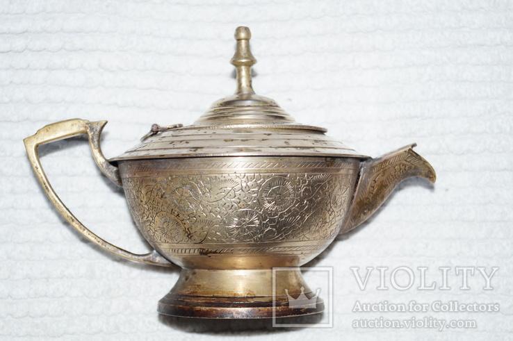 """Чайник.""""Винтаж""""(Индия)., фото №4"""