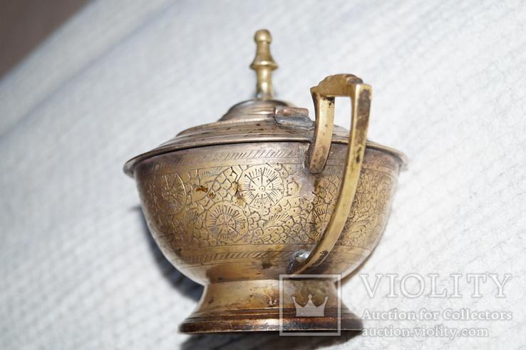 """Чайник.""""Винтаж""""(Индия)., фото №6"""