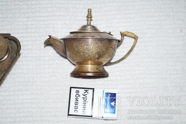 """Чайник.""""Винтаж""""(Индия)., фото №10"""