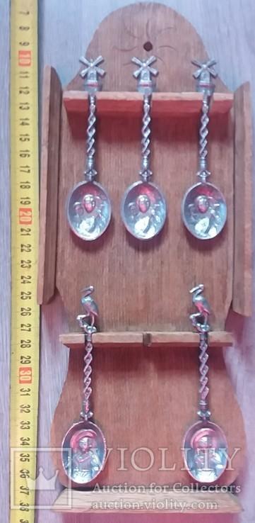 Набор ложек., фото №2