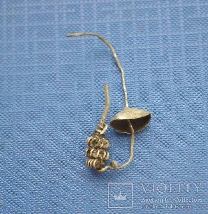 Середньовікова сережка, фото №8