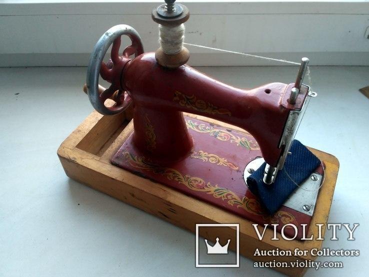 Детская швейная машинка, фото №3