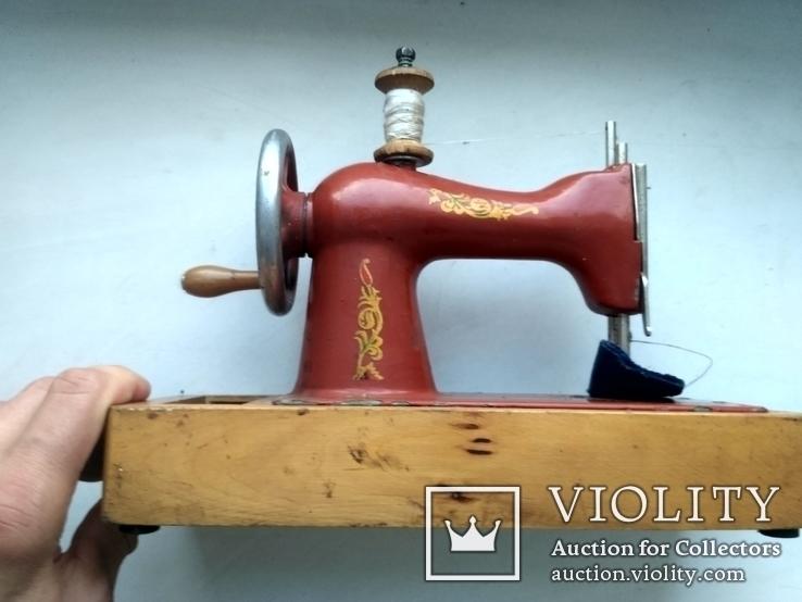 Детская швейная машинка, фото №4
