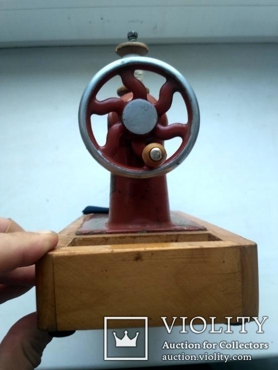 Детская швейная машинка, фото №5