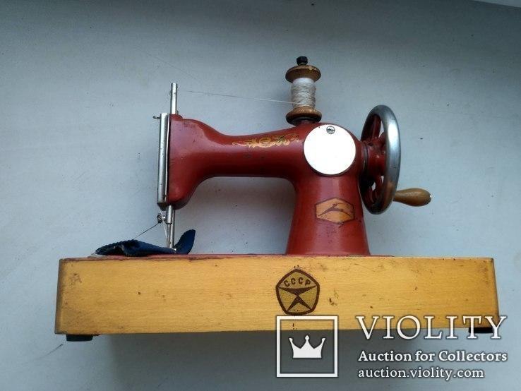 Детская швейная машинка, фото №7