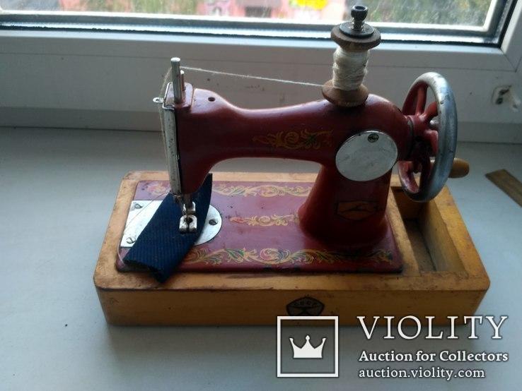 Детская швейная машинка, фото №9
