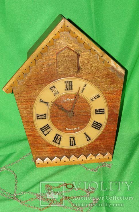Часы кукушка ссср продам москве часы в продать карманные
