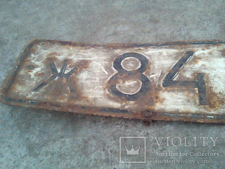 Номер авто, фото №3