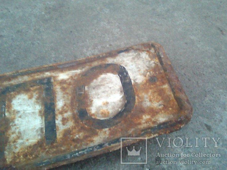 Номер авто, фото №5