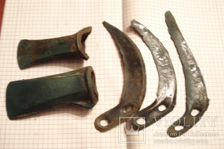 Артефакты культуры Ноуа.