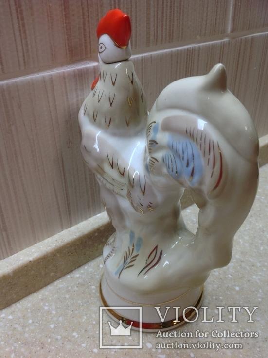 Петушок , петух, графин Ссср, фото №5