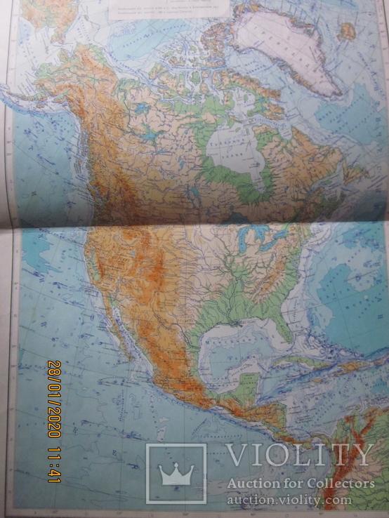 Атласы мира. Континенты. (бонус), фото №12