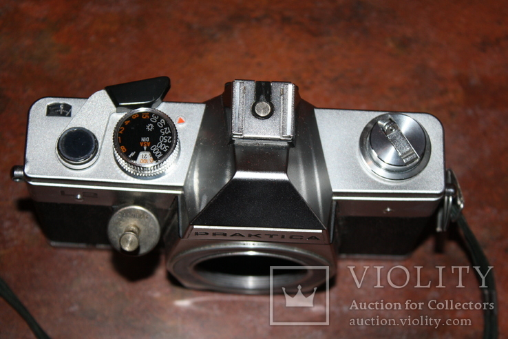 Фотоаппарат Praktica L2. №43.9, фото №8