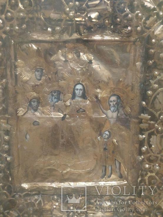 Икона Покрова Пресвятой Богородицы., фото №3