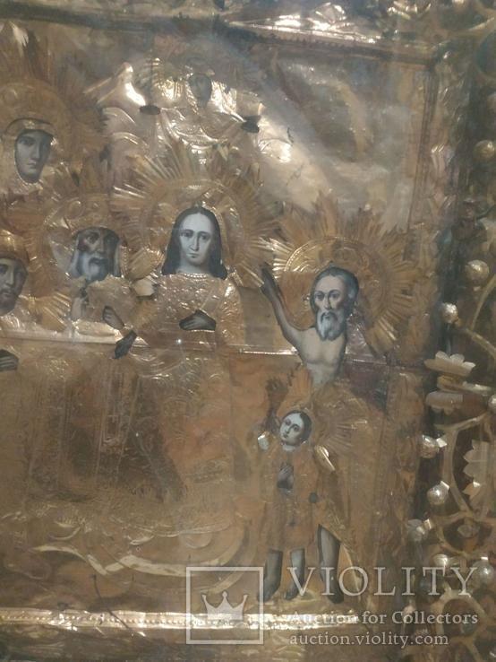 Икона Покрова Пресвятой Богородицы., фото №5